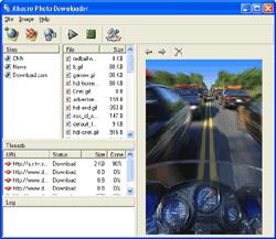 Abacre Photo Downloader 1.0 screenshot
