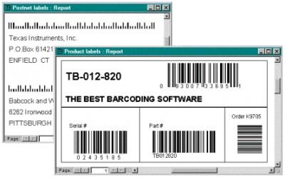 ABarcode for Access 10.2.1 screenshot