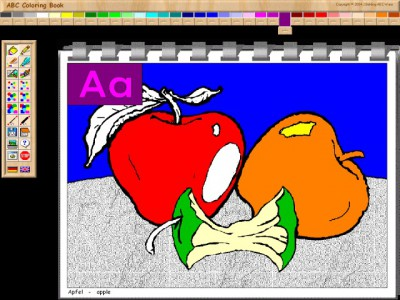 ABC Coloring Book I 2.01.0242 screenshot