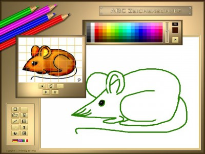 ABC Drawing School I - Animals 1.11.0424 screenshot