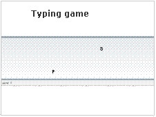 ABC Typing game 4 08.24 screenshot