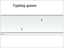 ABC Typing game 4 08.24 screenshot