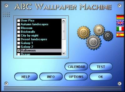 ABC Wallpaper Machine 2.20.0550 screenshot