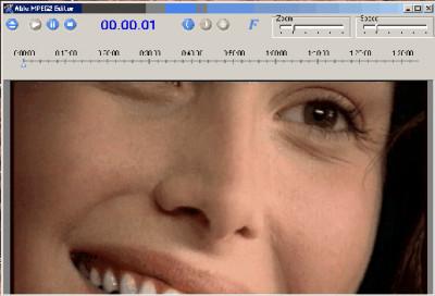 Able MPEG2 Editor 3.2.37 screenshot