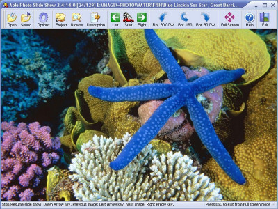 Able Photo Slide Show 2.9.6.8 screenshot