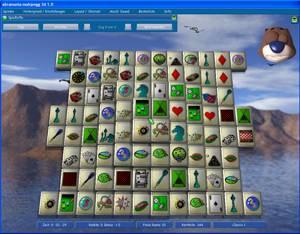 abramania mahjongg 3d 1.0 screenshot
