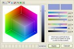 Absolute Color Picker ActiveX Control 3.0 screenshot