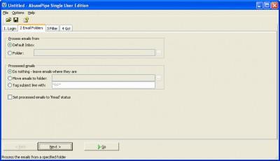 AbusePipe 2.1.2 screenshot