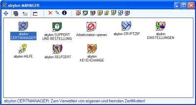 abylon BASIC 11.00.2 screenshot