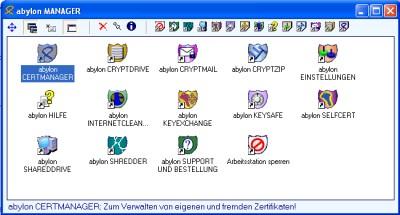 abylon ENTERPRISE 15.90.1 screenshot