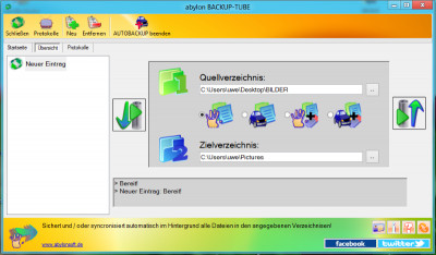 abylon KEYSAFE 15.90.1 screenshot