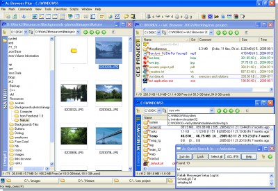 Ac Browser Plus 4.13 screenshot