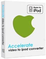 Accelerate Video to iPod Converter 2007.03 screenshot