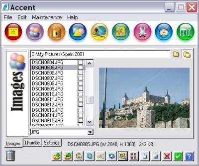 Accent 2.6 screenshot
