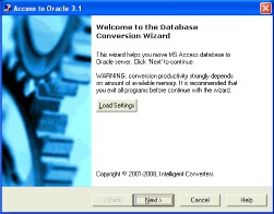 Access-to-Oracle 4.1 screenshot