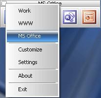 AccessBar 1.1 screenshot