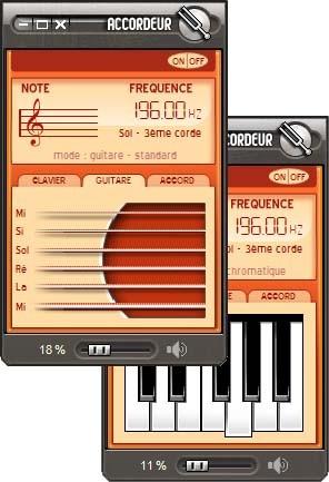 Accordeur de Guitare-Online 2.1.0.3 screenshot