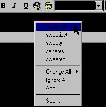AccuSpell 2008 7.5.5.1 screenshot