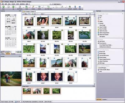 ACDSee 8 Photo Manager 8.0 screenshot
