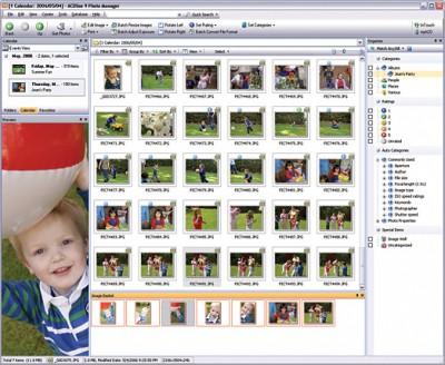 ACDSee 9 Photo Manager 9.0.108-en screenshot