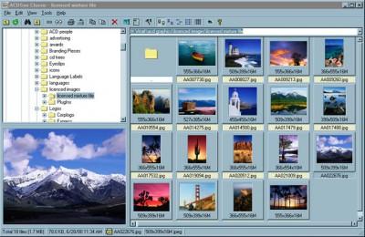 ACDSee Classic 1.0 screenshot