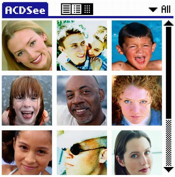 ACDSee Mobile for Palm OS® 1.2 screenshot