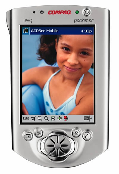 ACDSee Mobile for Windows CE 1.0 screenshot