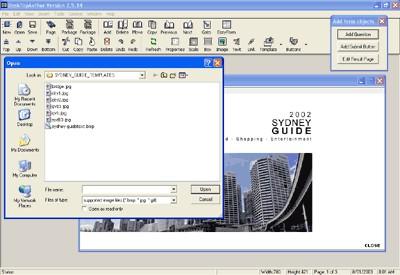 ACDSee Plugin -  DeskTop Author 3.0.5 screenshot