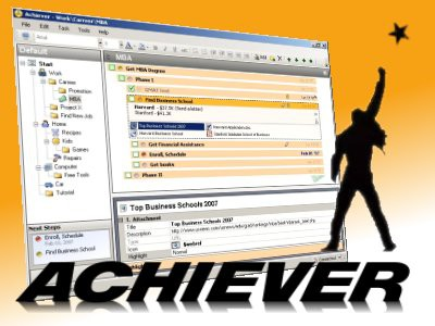 Achiever 1.0 screenshot