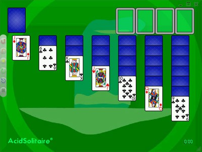 AcidSolitaire for Windows 1.5.1 screenshot