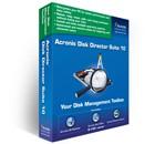 Acronis Disk Director Suite Upgrade 10.0 screenshot