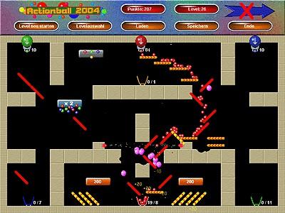 Actionball 2004 1.0 screenshot