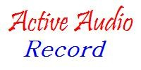 Active Audio Record Component 2.0.2015.4 screenshot