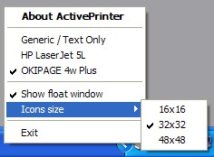 active Printer 1.5 screenshot