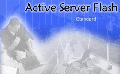 Active Server Flash Standard 1.5 screenshot