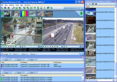 Active WebCam 11.6 screenshot