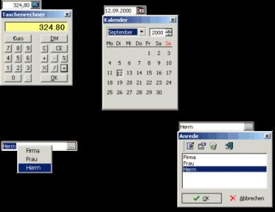 ActiveX sevEingabe 1.0.0.28 screenshot