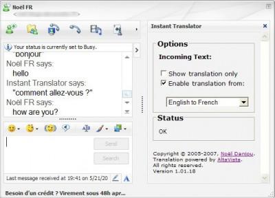 Activity Installer 1.01 screenshot
