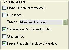 Actual Window Guard 8.14.4 screenshot