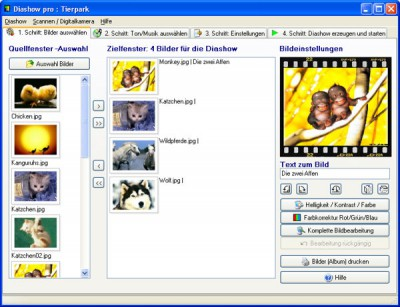 ACX Fotoarchiv XL 10.0.7 screenshot