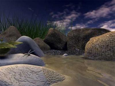 AD Dragon-Fly - Animated 3D Wallpaper 3.1 screenshot