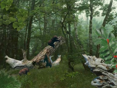 AD Three Bears - Animated Desktop Wallpaper 3.1 screenshot