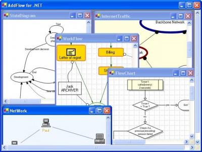 AddFlow for .NET V2.1 screenshot