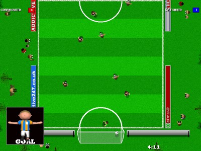 Addictive Football 1.8 screenshot