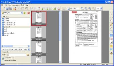 ADEO Multi-Page TIFF Editor 2.9.11.791 screenshot