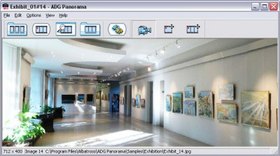 ADG Panorama Tools 5.3 screenshot