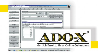 Ado-X 3.0 screenshot
