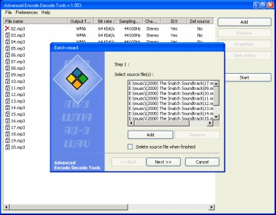 Advanced Encode Decode Tools 1.065 screenshot