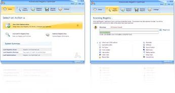 Advanced Registry Optimizer 5.1 screenshot