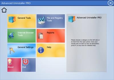 Advanced Uninstaller PRO 12.21 screenshot